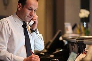 Asistente en Turismo y Hotelería